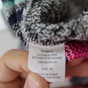 Eyeshadow Sweaters - Eyeshadow Open Front Asymmetric Cardigan Sweater
